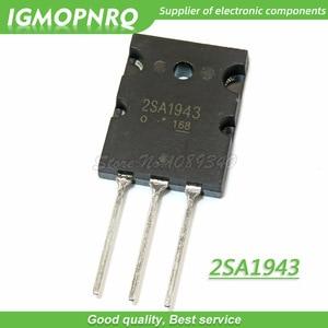 Image 2 - 20 قطعة A1943 C5200 2SA1943 2SC5200 زوج الصوت أنبوب 10 قطعة * A1943 + 10 قطعة * C5200 TO 3PL جديد الأصلي