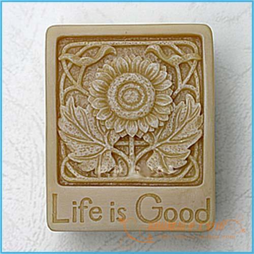 Sunflower Silicone Soap mold Handmade 3d silicone mould DIY Craft molds S074