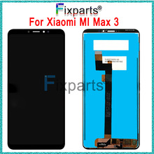 2018 New For Xiaomi Mi Max 3 LCD Display + Touch Screen Digitizer 6.9