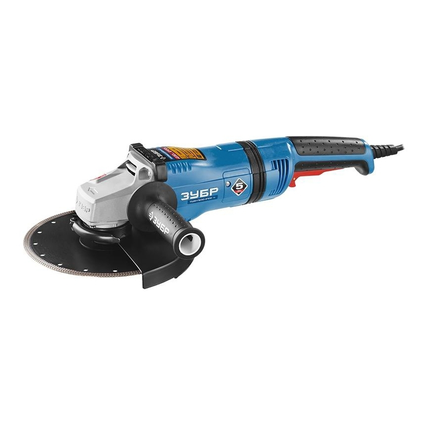 Angle grinder BISON LBM-p230-2100 PX цена