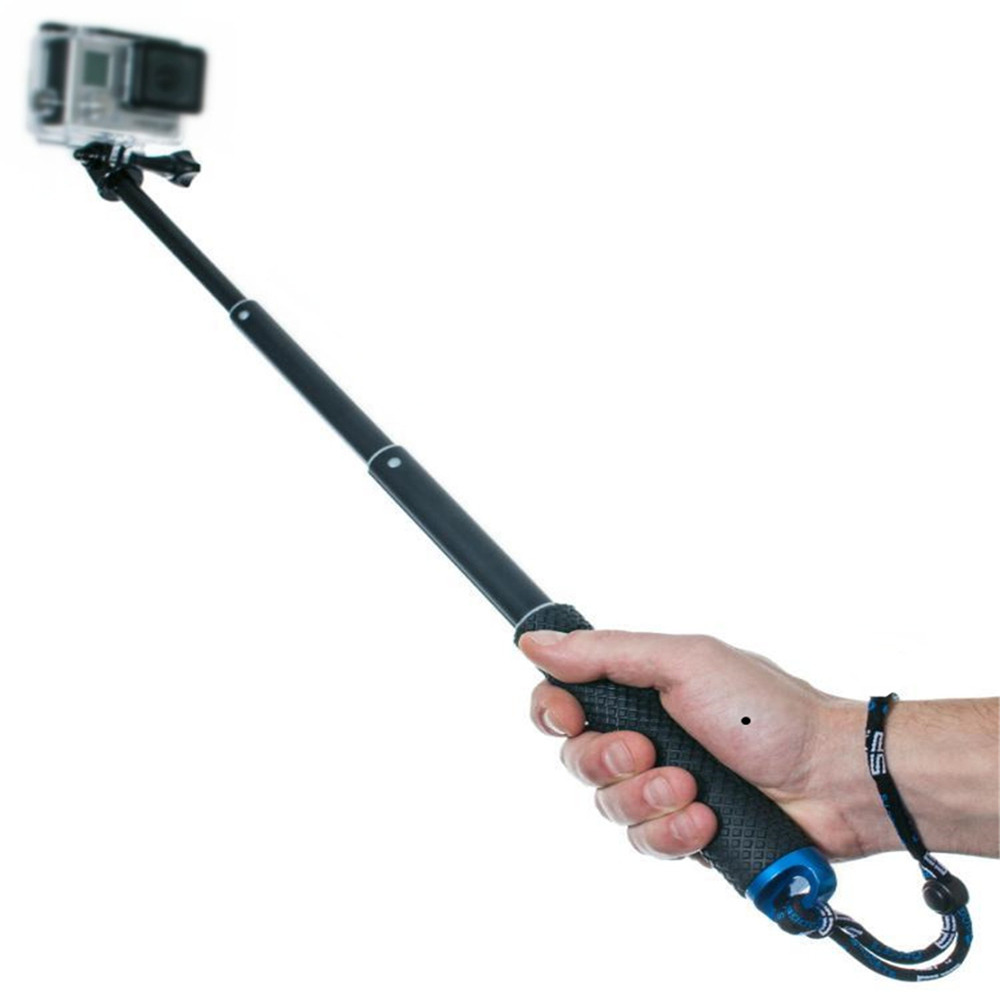 Monopod Palo Selfie Stick For Gopro Hero 7 6 5 Handheld Selfies Pau De Self For Xiaomi Yi 4K Eken Sj4000 Camera Accessories