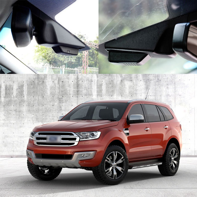 For Ford everest 2015 Car wifi DVR Driving Video Recorder hidden installation Dash Cam Car black box Keep Car Original Style