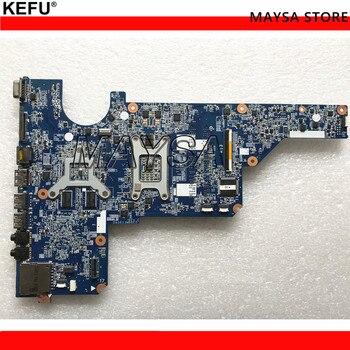 Hoge Kwaliteit MB 650199-001 Voor HP Pavilion G4 G6 G7 Laptop Moederbord DA0R13MB6E1/DA0R13MB6E0 HM65 HD6470 1 GB PGA989 DDR3