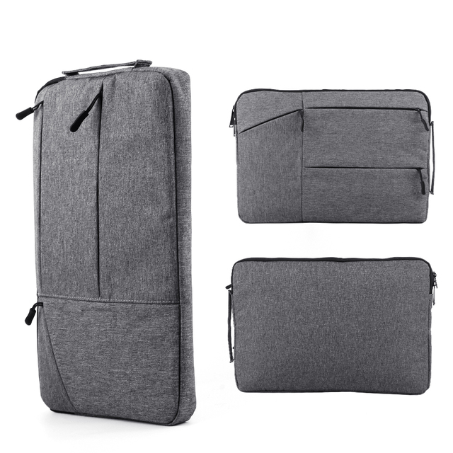 Laptop Bag For Macbook Air Pro Retina 11 12 13 14 15 15.6 inch Laptop Sleeve Case PC Tablet Case Cover for Xiaomi Air HP Dell 4