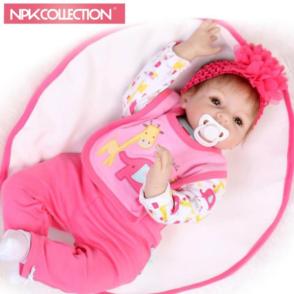 NPKCOLLECTION 55 cm reborn Baby