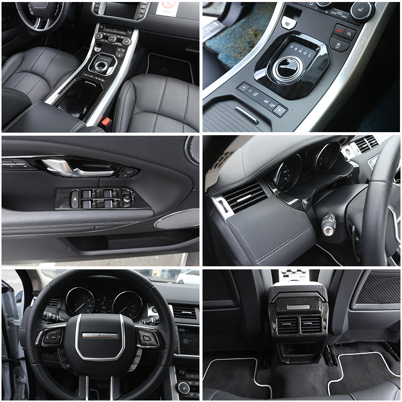 Land Rover 2012 Price: Car Luxury Interior Moldings Black Dark Ash Wood Gain Full