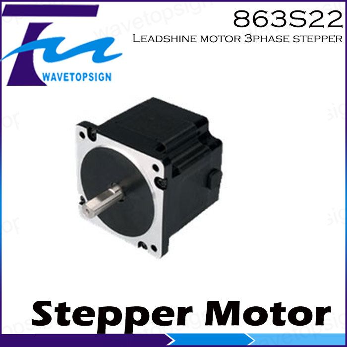 Leadshine Motor 863S22 3phase Step Motorcnc router  3 Phase Stepper  motor for laser engraving Machine leadshine 3 phase stepper motor 863s68h 3phase step motor laser engraver machine cnc router