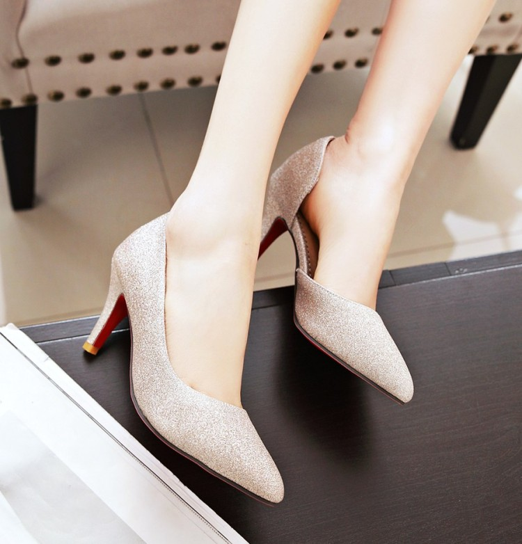 Big Size 11 12 13 14 15 16 17  ladies high heels women shoes woman pumps   Pointed slim high-heeled single shoesBig Size 11 12 13 14 15 16 17  ladies high heels women shoes woman pumps   Pointed slim high-heeled single shoes