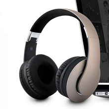 Viagens Subwoofer Fone de ouvido Sem Fio fone de ouvido Bluetooth Fone De Ouvido com microfone HD Mini Dobrável Fone De Ouvido Bluetooth 4.0 Para iPhone