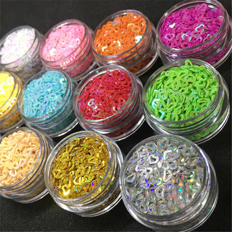 1 pcs Zilver Boetseerklei Sequin Glitter Filler Pluizige Kinderen Zachte Macaron Slime Speelgoed Squishy Kids Polymer Cloud