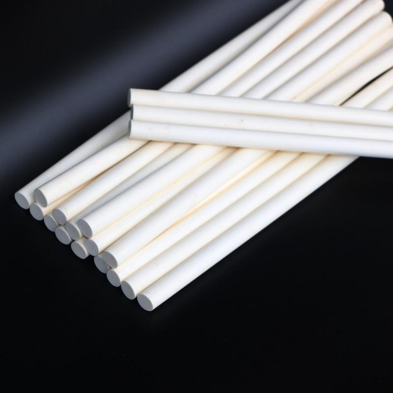 10pcs stick di colla a caldo bianco lattiginoso 11x300mm 150 gradi - Utensili elettrici - Fotografia 3