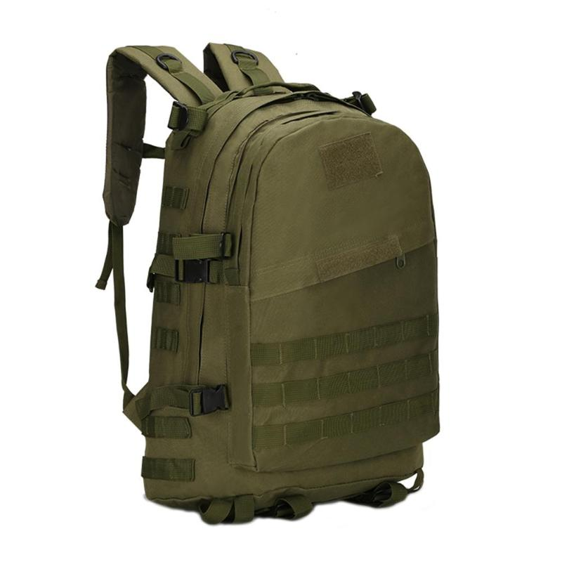 40L 3D Outdoor Sport Military Tactical Climbing Mountaineering Backpack Camping Hiking Trekking Rucksack Travel Bag Outdoor Bags цена