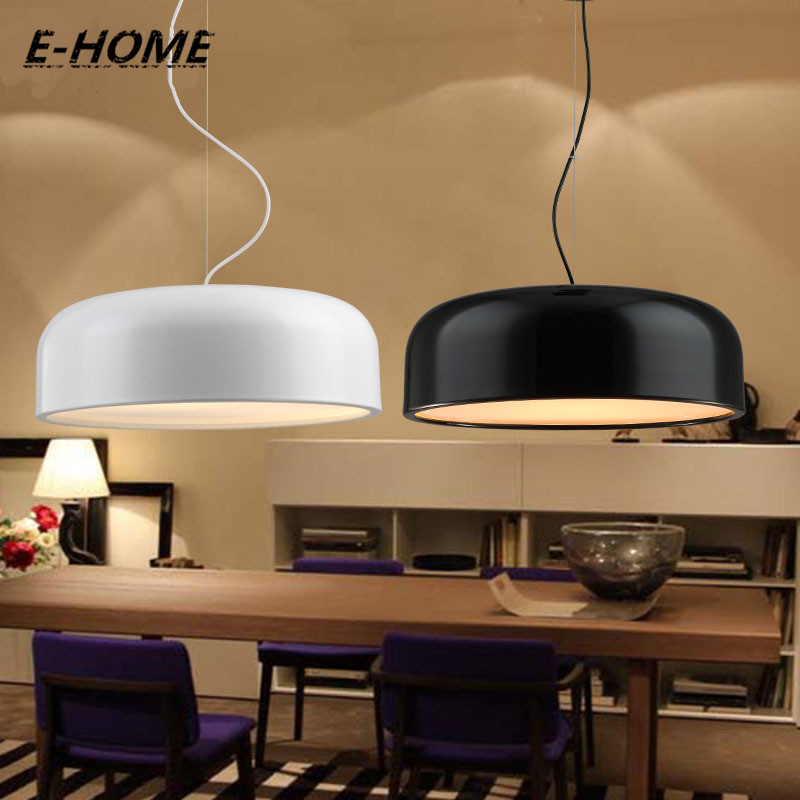 Aluminum kroonluchter modern minimalist restaurant led lamp creative fashion single-head home lighting bar chandelier creative restaurant chandelier modern pendant lamps minimalist led lamp for bar 3 color e27 home decoration lighting ac110v 240v