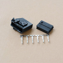 Biurlink 5 Set Car Modify Terminal Connector Pins 18Pin Port For Volkswagen RNS2 MFD