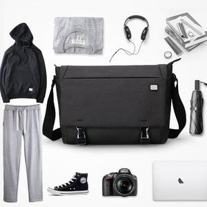 Image 3 - Mark Ryden New Crossbody Bags for Men Water Repellent Messengers Bag Business Casual Shoulder Bags