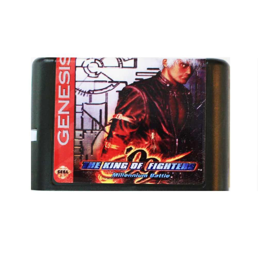 The King Of Fighters 99 16 bit MD Game Card For Sega Mega Drive For SEGA Genesis