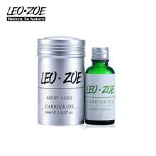 Famous Brand LEOZOE Hemp Seed Oil Certificate Of Origin Kazakhstan Hemp Seed Essential Oil 30ML