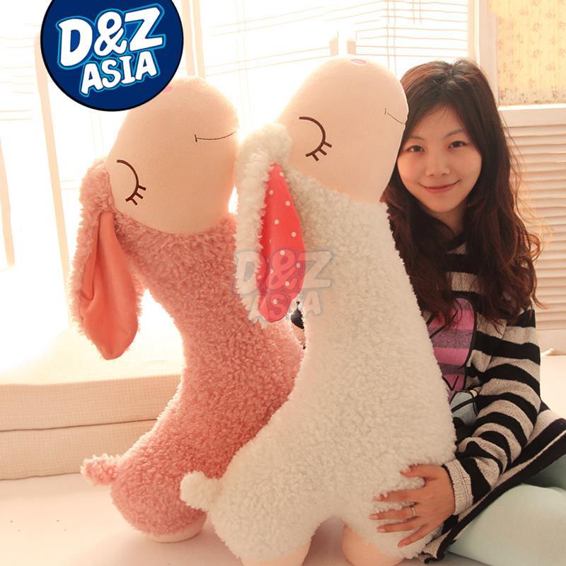 Cute Little Sheep font b plush b font toy doll 1pcs S 55CM font b plush