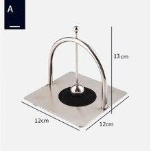 Stainless steel tissue holder/Square base/Hotel restaurant napkin holder/table creative paper holder