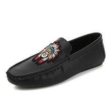 Мужская повседневная обувь 2019 Весна Новая мужская обувь Холст обувь Удобная дышащая обувь Peas