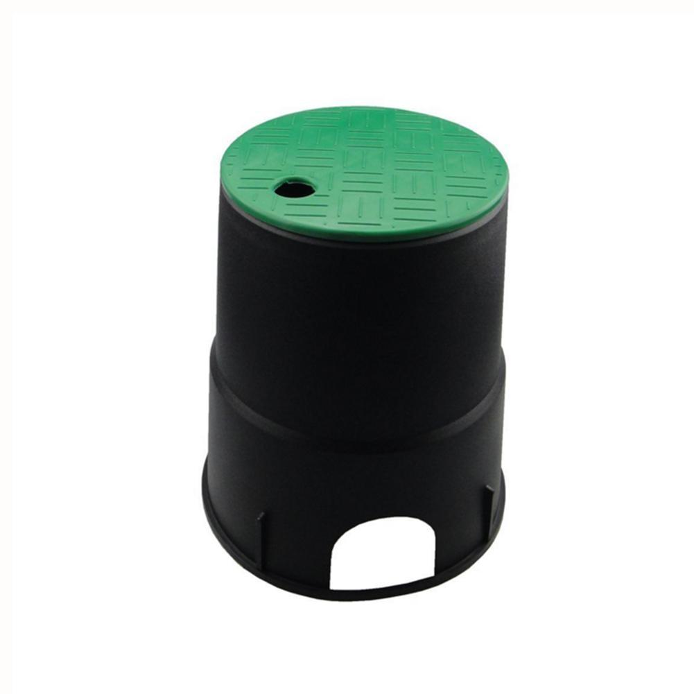 High Quality 6in Garden Lawn Underground Valve Box Cap Sprinkler Watering Valve Cover Lid