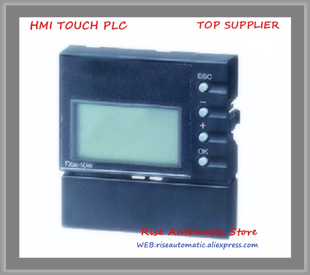 New Original FX3G-5DM PLC Display Module