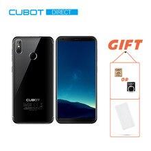 Cubot R11 Smartphone 5.5 Inç IPS HD + Ekran MT6580 Quad-Core Telefon Arka Çift Kamera 2 GB + 16 GB 2800 mAh Celular Çift SIM Kar...