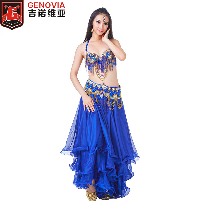 Brand New Belly Dance Belly Costume Accessory Bracelets 1 Pair Handmade 2 Colors
