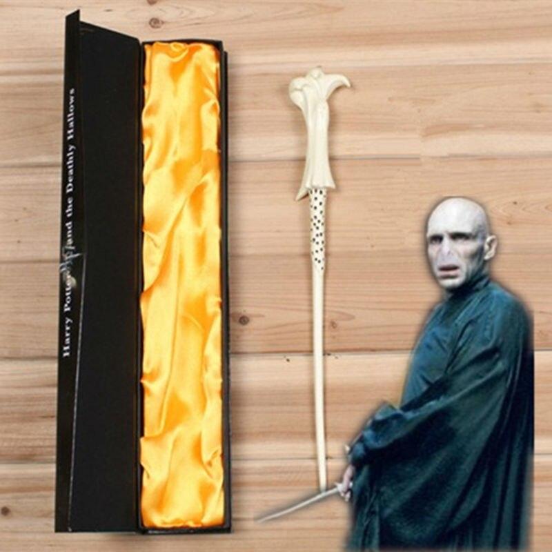 Zaubertricks Creavite Lord Voldemort Zauberstab Harry Potter Cosplay Kinder Spielzeug Halloween Geschenk...