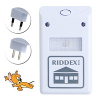 2pcs Electronic Pest Repellent Repelling Aid For Rats Roaches Ants Spiders Bugs 3