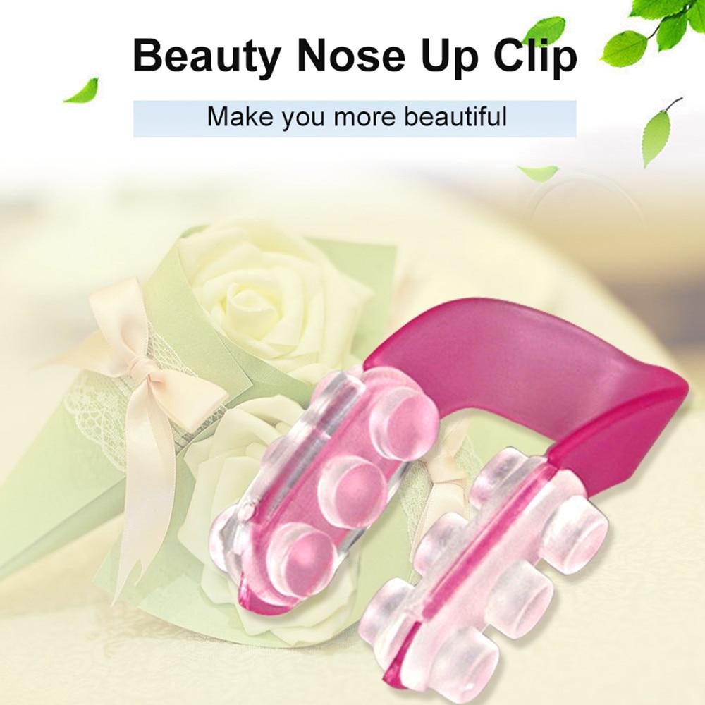KONGDY Podizanje nosa 2 komada Silikonska obujmica za nos Moda - Zdravstvena zaštita - Foto 6