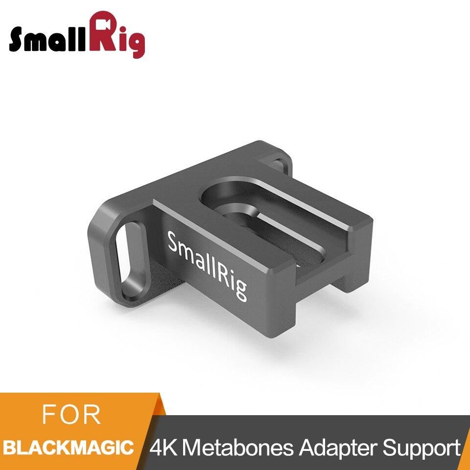 SmallRig For BMPCC 4K Metabones Adapter Support for Blackmagic Design Pocket Cinema Camera Lens Adapter Support -2247