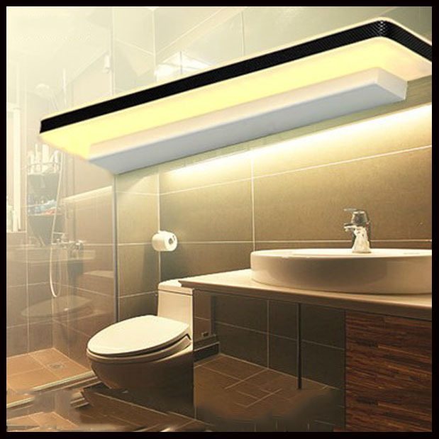 Led Bathroom Mirror Light Modern Brief Cosmetic Wall Lamp 6W 40cm SMD 5050 Lighting Fitting