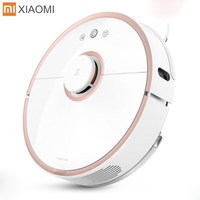 Xiaomi MI Roborock S50 S51 Robot Vacuum Cleaner 2 For Home Automatic Sweeping Dust Sterilize Smart