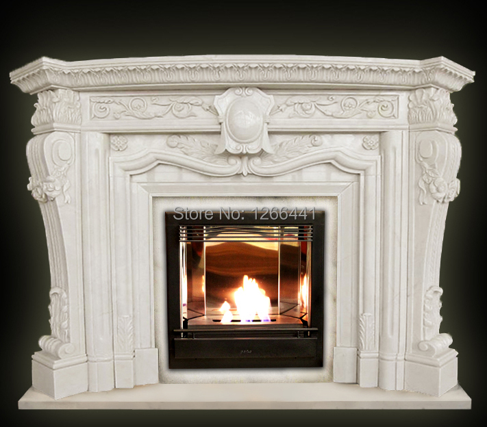 natural stone fireplace mantel marble surround luxurious European style - Online Get Cheap Stone Fireplace Mantels -Aliexpress.com Alibaba