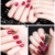 Alta Calidad Marca BK 12 ML Brillo Holográfico esmalte de Uñas de Diamante de Metal Brillo Matorrales Esmalte de Uñas Nail Art Cosméticos de Belleza