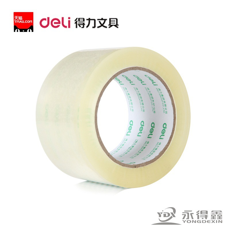 30325 Transparent Tape Sealing 60mm*100y Warehouse Logistics Packing Tape