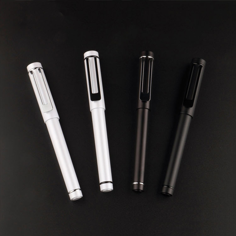 TERCEL Plastic Gel Pens For Writing Office and School Goods Pen Nib Thickness is  Slippery for Comfortable Grip gift Lovers pen 0 5mm hooded nib fountain pen wingsung 016 office and school writing pens free shipping