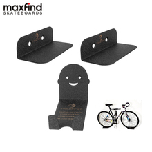 Maxfind вешалка для велосипеда велосипед стойки настенные велосипедные подставки сталь