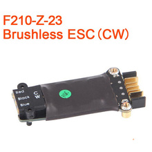 3pcs/Lot Original Walkera F210 RC Helicopter Quadcopter Spare Parts Brushless ESC(CW) F210-Z-23