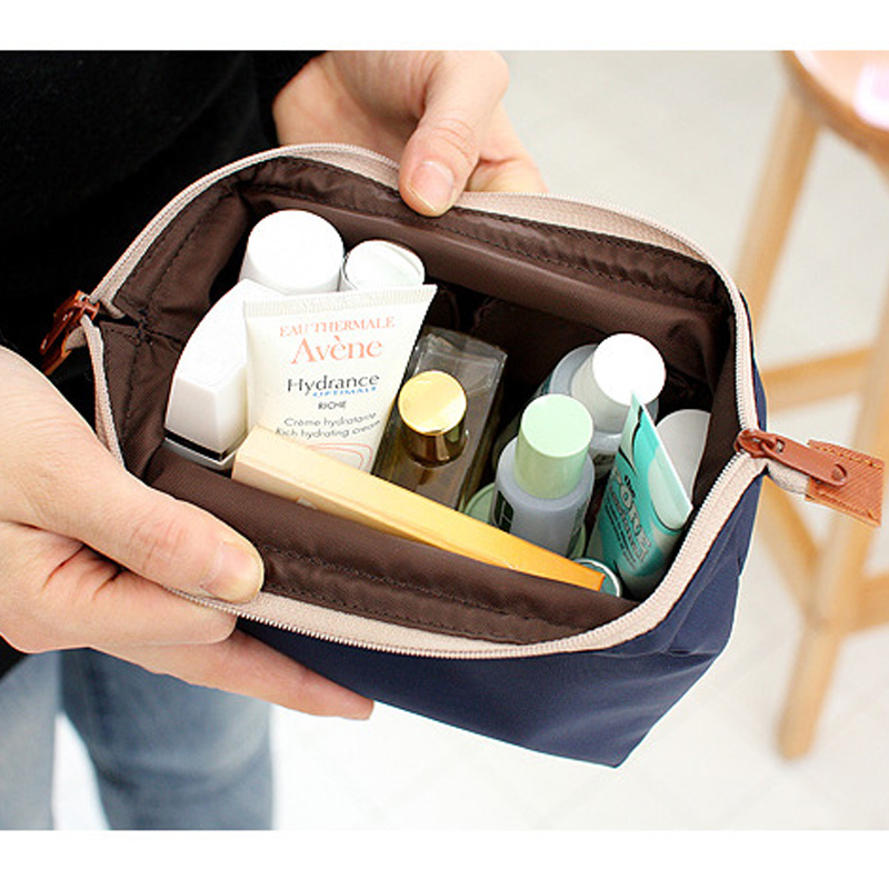 Fashion Toiletry Bag Women Cosmetic Bags Necessaries Makeup Organizer Make Up Case CB015 msq make up bag pink and portable cosmetic bags for professional makeup artist toiletry case new arrival