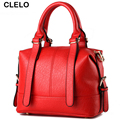 CLELO Женщины Сумка роскошные сумки женские сумки дизайнер Дамы Плеча Сумки bolsa feminina