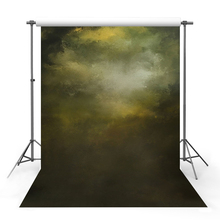 Vinyl photography backdrops Oil painting style photographic background baby shower decorations photocall background props customized size name date photography backdrops props photocall birthday party theme baby shower background pa 010