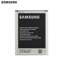 Samsung Original Battery EB595675LU For Galaxy Note 2 N7108 N7108D NOTE2 N7100 N7102 N719 Authentic 3100mAh