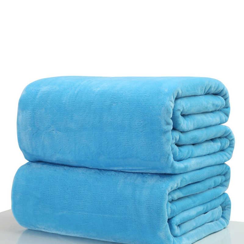 1 unidad de manta de franela para bebé, manta para bebé, manta para bebé recién nacido, manta para cama de 50x70 cm