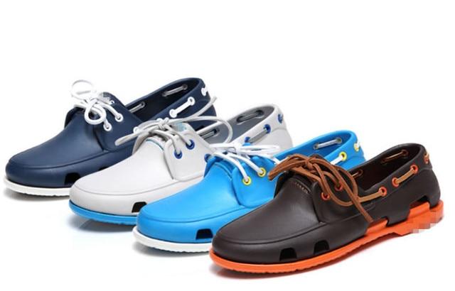 dc39c308286 Wholesale/Retails Beach Line Boat Shoe Men (6 Colors),Fashion Summer Sandals,Flat  Comfortable EVA Insole