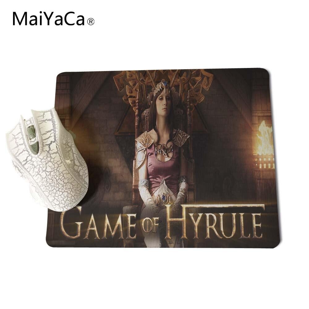 Juego de tronos MaiYaCa Mouse Pad Mouse Mat tamaño 18 * 22 cm y 25 * - Periféricos de la computadora - foto 5