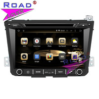 Roadlover Android 8.0 Car DVD Automotive Player Radio For Hyundai IX25 2014 Stereo GPS Navigation Magnitol Double Din HD Screen