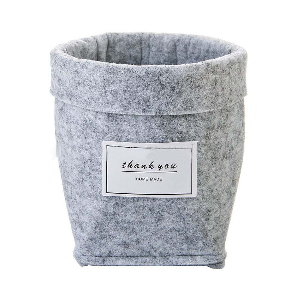 HTB1 Uq3XN rK1RkHFqDxh5JAFXaO - Plant Grow Bag New Home Decorations Desktop Flower Basket Fleshy Pot