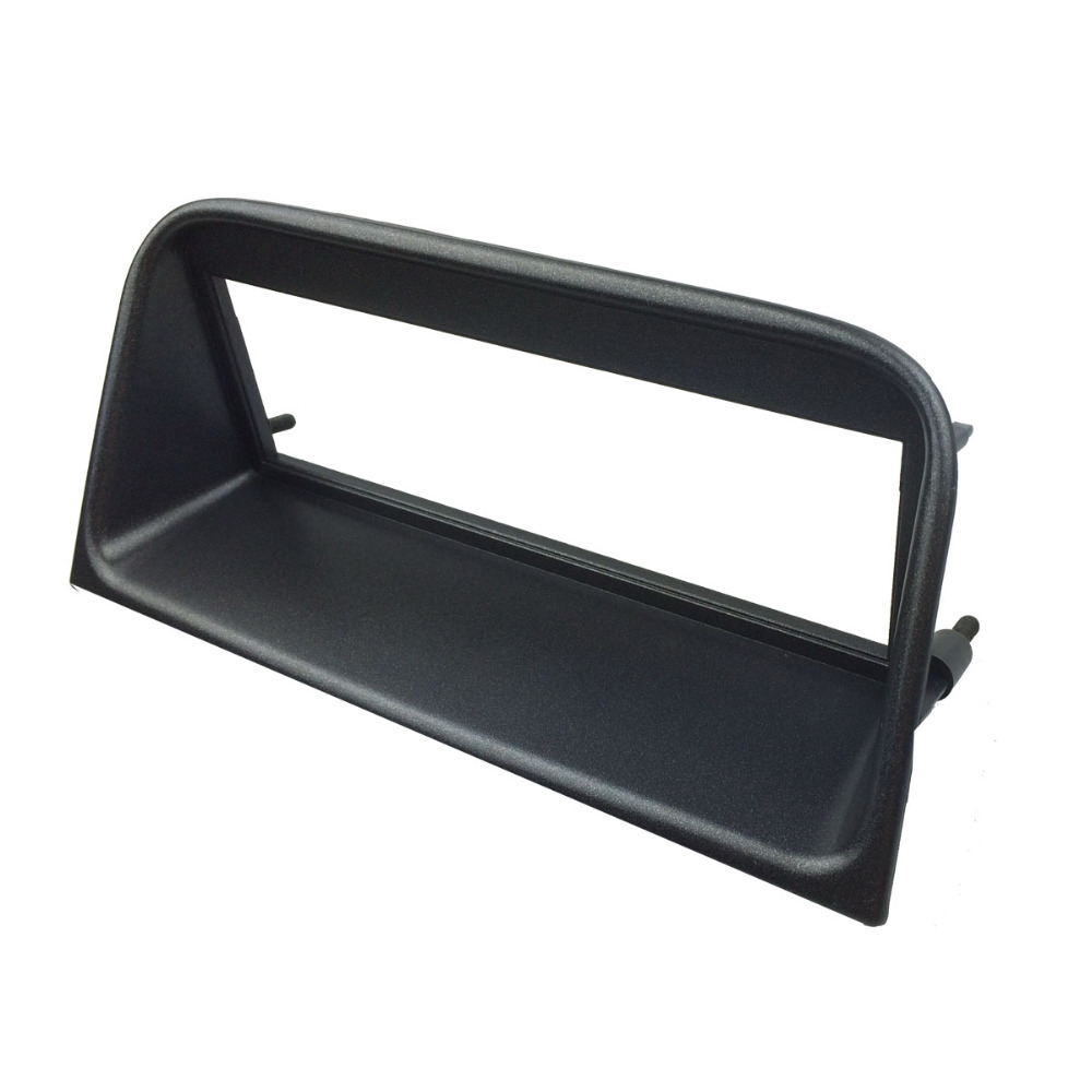 One Din Audio Fascia <font><b>for</b></font> <font><b>PEUGEOT</b></font> <font><b>406</b></font> Stereo Radio <font><b>GPS</b></font> DVD Stereo CD Panel Dash Mount Installation Trim Kit Frame image